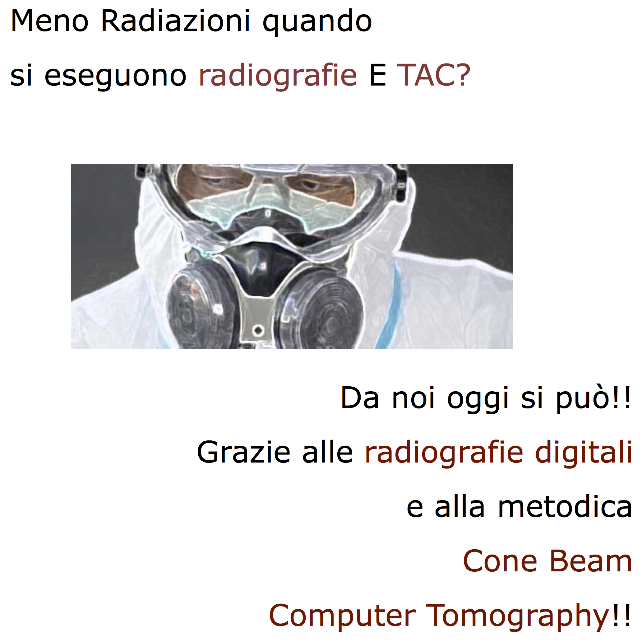Radiologia a Bassa Dose